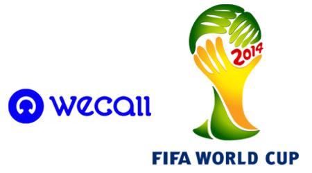 Wecall coupe du monde