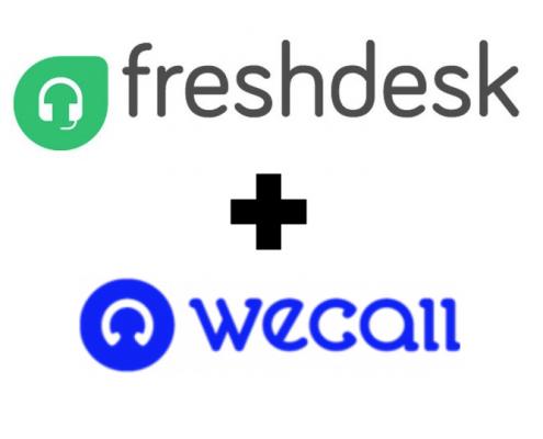 freshdesk et wecall