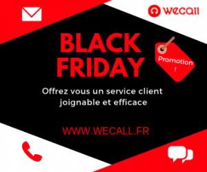 Black Friday de Wecall