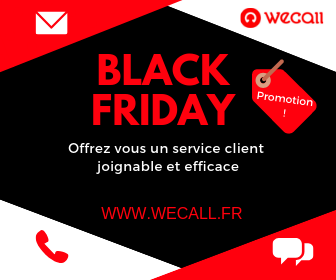 Black Friday de Wecall