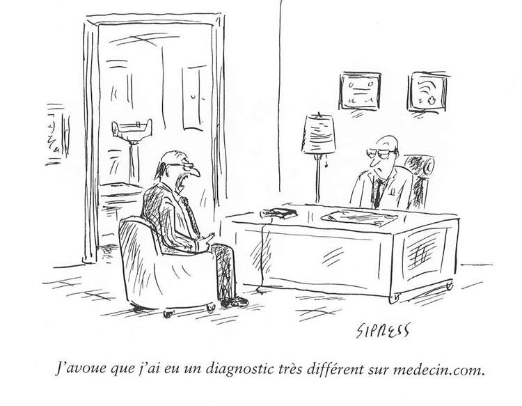 Illustration du bénéfice de l'appui de professionnels de santé pour les compte rendus médicaux